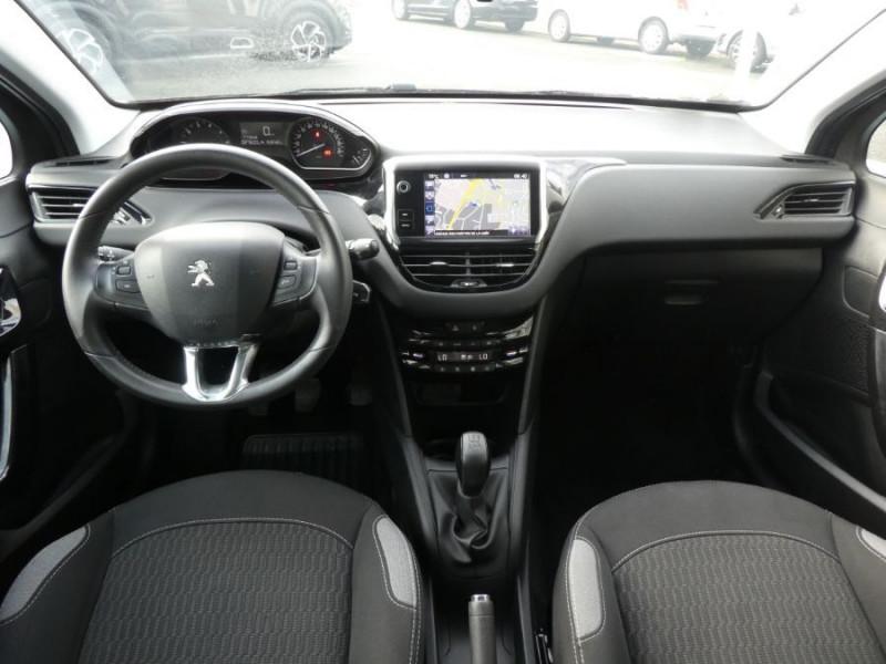 Photo 6 de l'offre de PEUGEOT 208 1.2 PureTech 82 ACTIVE GPS CLIM Auto Radar SC 1ère Main à 10850€ chez Mérignac auto