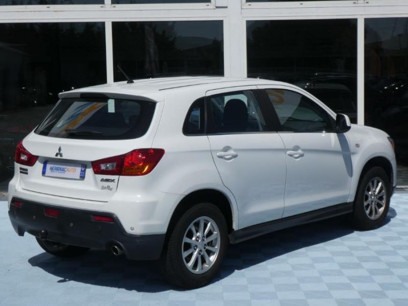 Photo 3 de l'offre de MITSUBISHI ASX 1.8 DI-D 150 BV6 2WD INVITE 1ère Main à 9490€ chez Mérignac auto