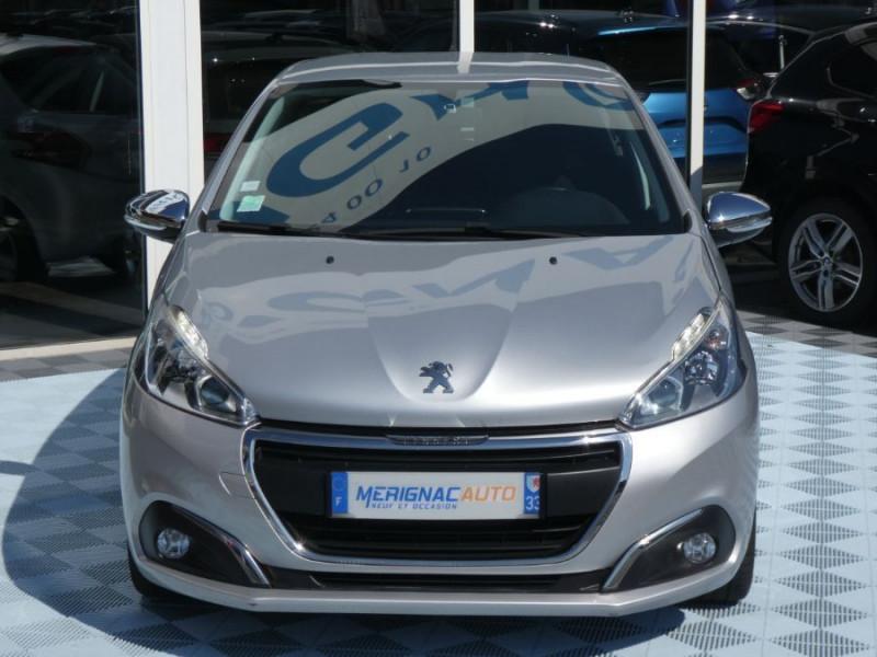 Photo 17 de l'offre de PEUGEOT 208 1.6 BlueHDi 75 STYLE GPS Pack City à 10250€ chez Mérignac auto
