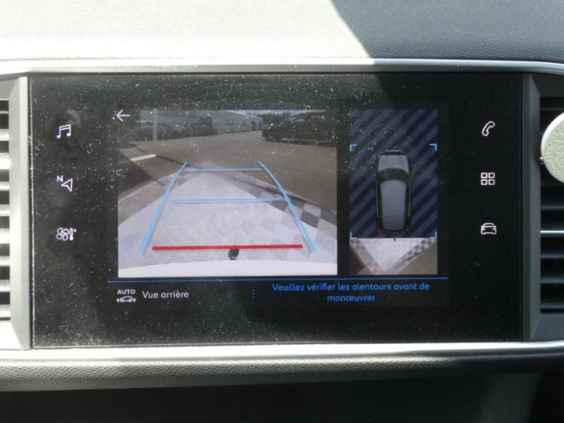Photo 12 de l'offre de PEUGEOT 308 1.2 PureTech 110 BV6 STYLE GPS Camera JA17 1ère Main à 16290€ chez Mérignac auto