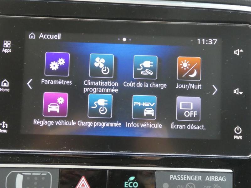 Photo 15 de l'offre de MITSUBISHI OUTLANDER III (2) PHEV TWIN MOTOR 4WD INTENSE Attelage à 25950€ chez Mérignac auto