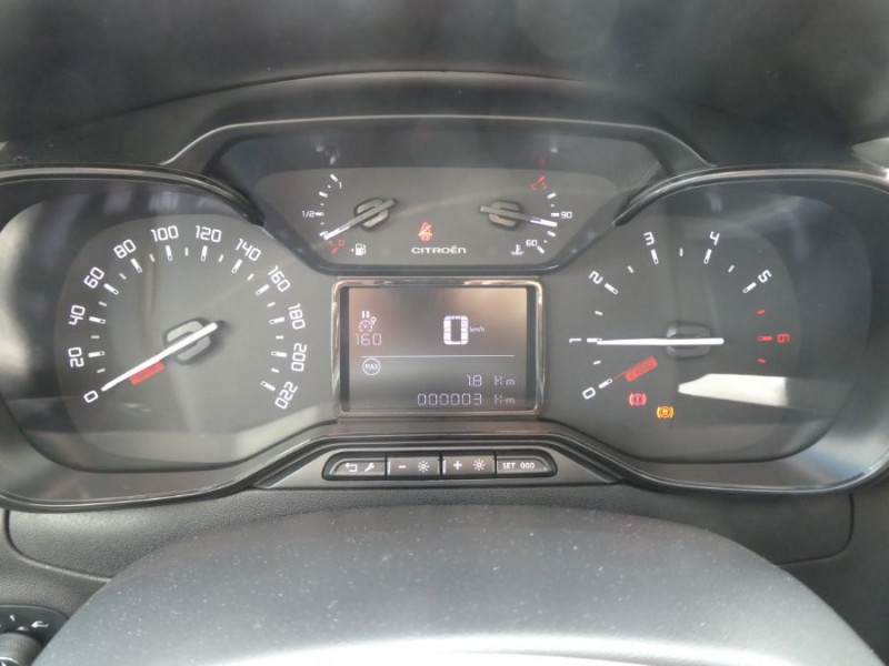 Photo 10 de l'offre de CITROEN C3 New PureTech 83 SHINE Mirror Link 4VE SC à 15950€ chez Mérignac auto