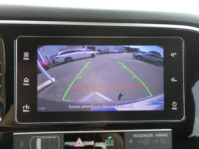 Photo 13 de l'offre de MITSUBISHI OUTLANDER III (2) PHEV TWIN MOTOR 4WD INTENSE Attelage à 25950€ chez Mérignac auto