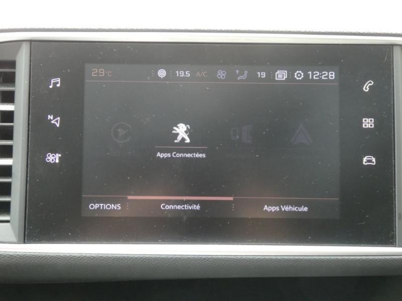 Photo 12 de l'offre de PEUGEOT 308 1.5 BlueHDi 130 EAT8 STYLE GPS Camera à 14750€ chez Mérignac auto