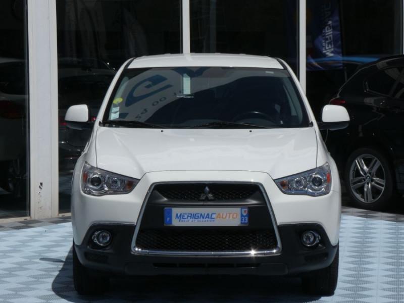 Photo 15 de l'offre de MITSUBISHI ASX 1.8 DI-D 150 BV6 2WD INVITE 1ère Main à 9490€ chez Mérignac auto