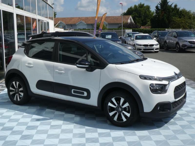 Photo 2 de l'offre de CITROEN C3 New PureTech 83 SHINE Mirror Link 4VE SC à 15950€ chez Mérignac auto