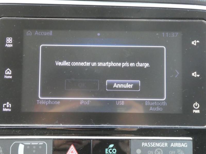 Photo 17 de l'offre de MITSUBISHI OUTLANDER III (2) PHEV TWIN MOTOR 4WD INTENSE Attelage à 25950€ chez Mérignac auto