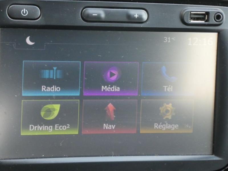 Photo 11 de l'offre de RENAULT CAPTUR 1.5 DCi 90 EDC INTENS Camera à 14250€ chez Mérignac auto