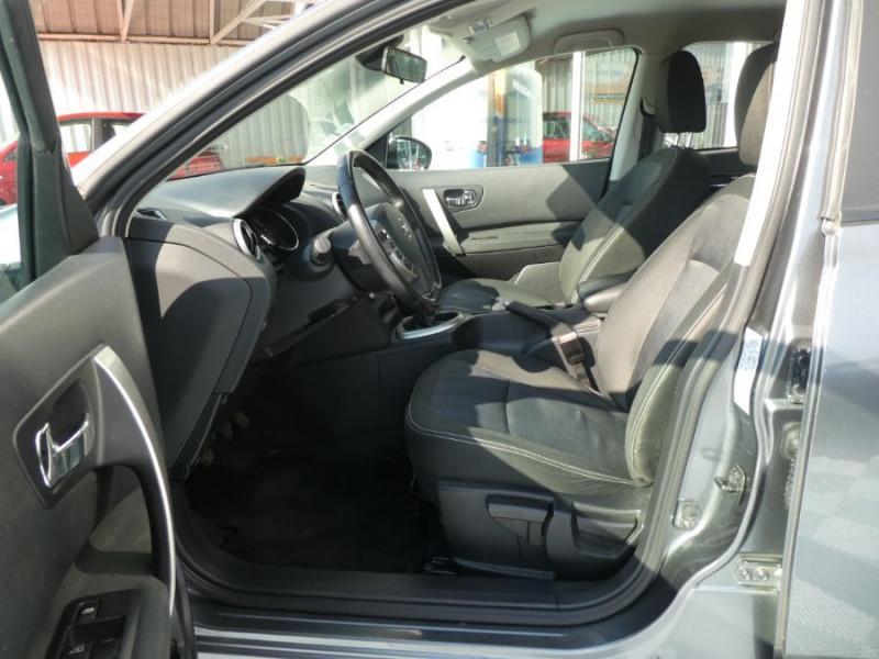 Photo 5 de l'offre de NISSAN QASHQAI 1.5 DCI 110 BV6 Ph.2 ACENTA Bluetooth à 9250€ chez Mérignac auto