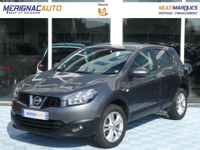Nissan QASHQAI 1.5 DCI 110 BV6 Ph.2 ACENTA Bluetooth DIESEL GRIS MÉTAL FONCÉ Occasion à vendre