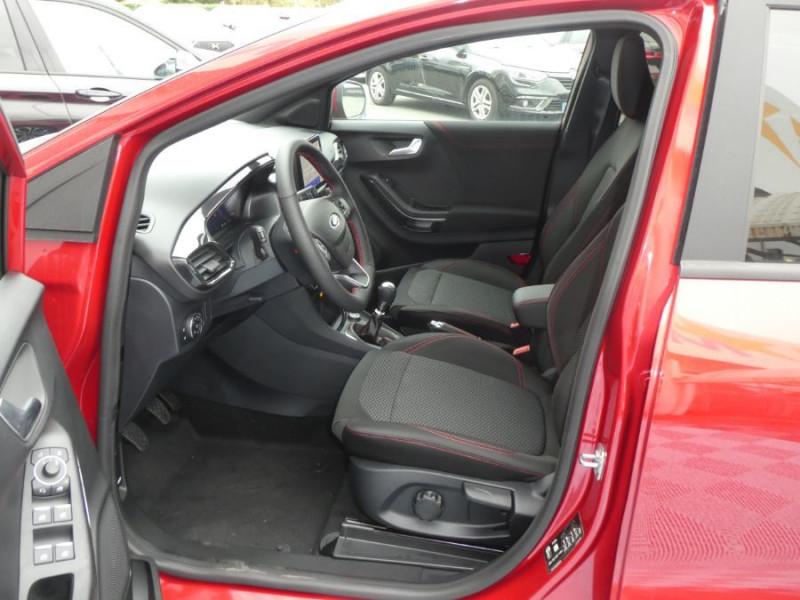 Photo 5 de l'offre de FORD PUMA 1.0 EcoBoost HYBRID 125 MHEV ST-LINE (8 Options) Gtie 07/26 à 22750€ chez Mérignac auto