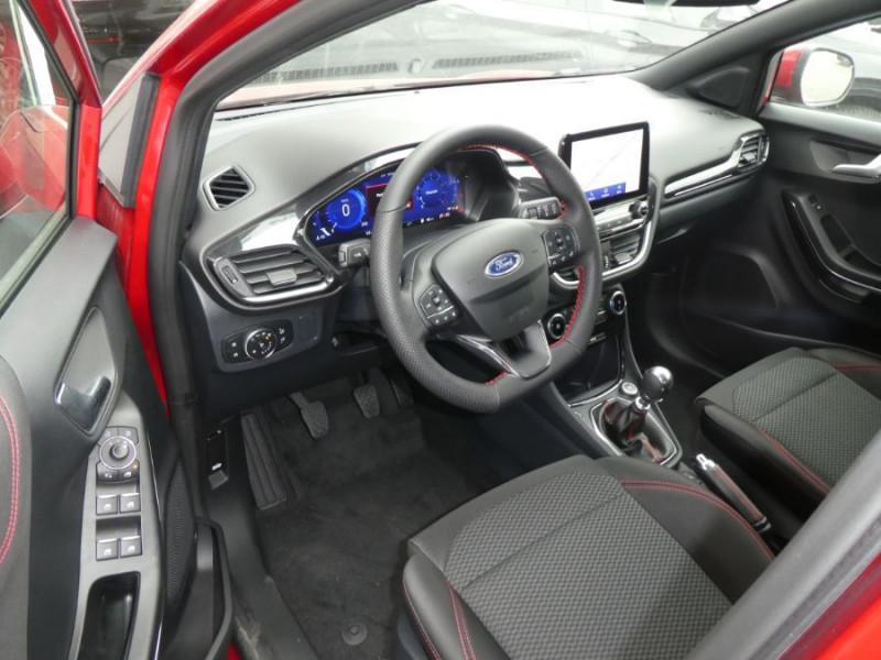 Photo 9 de l'offre de FORD PUMA 1.0 EcoBoost HYBRID 125 MHEV ST-LINE (8 Options) Gtie 07/26 à 22750€ chez Mérignac auto