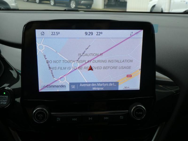 Photo 12 de l'offre de FORD PUMA 1.0 EcoBoost HYBRID 125 MHEV ST-LINE (8 Options) Gtie 07/26 à 22750€ chez Mérignac auto