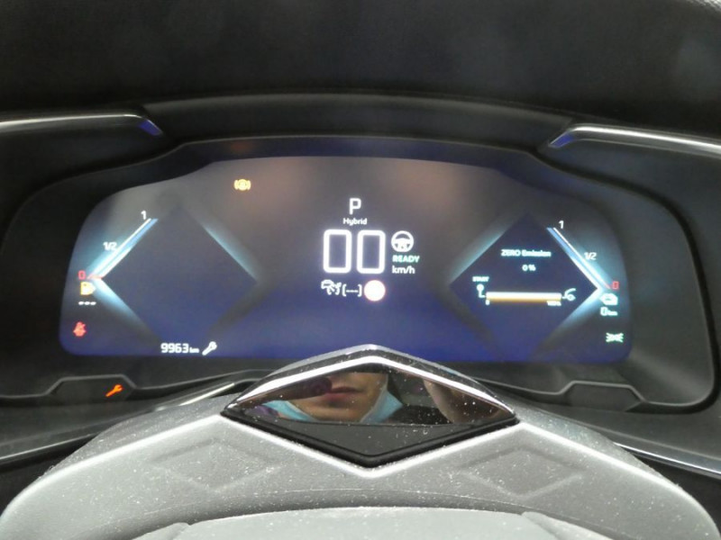Photo 18 de l'offre de DS DS7 CROSSBACK 1.6 E-TENSE 300 BVA 4X4 GRAND CHIC CUIR Opera TOIT Pano à 48900€ chez Mérignac auto