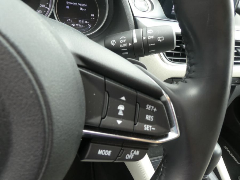 Photo 20 de l'offre de MAZDA 6 III WAGON 2.2 SKYACTIV-D 175 BVA SELECTION CUIR TOE à 25990€ chez Mérignac auto