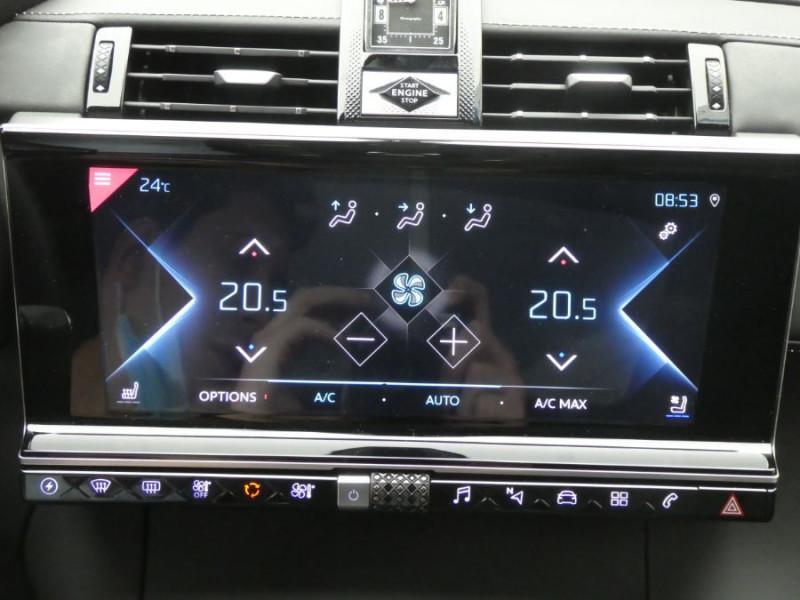Photo 19 de l'offre de DS DS7 CROSSBACK 1.6 E-TENSE 300 BVA 4X4 GRAND CHIC CUIR Opera TOIT Pano à 48900€ chez Mérignac auto