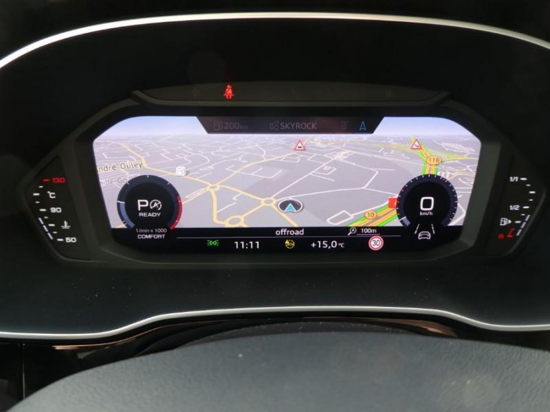 Photo 15 de l'offre de AUDI Q3 SPORTBACK 35 TDI 150 S Tronic 7 2WD GPS Cockpit LED JA18 à 42490€ chez Mérignac auto