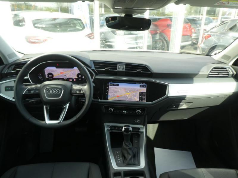 Photo 9 de l'offre de AUDI Q3 SPORTBACK 35 TDI 150 S Tronic 7 2WD GPS Cockpit LED JA18 à 42490€ chez Mérignac auto