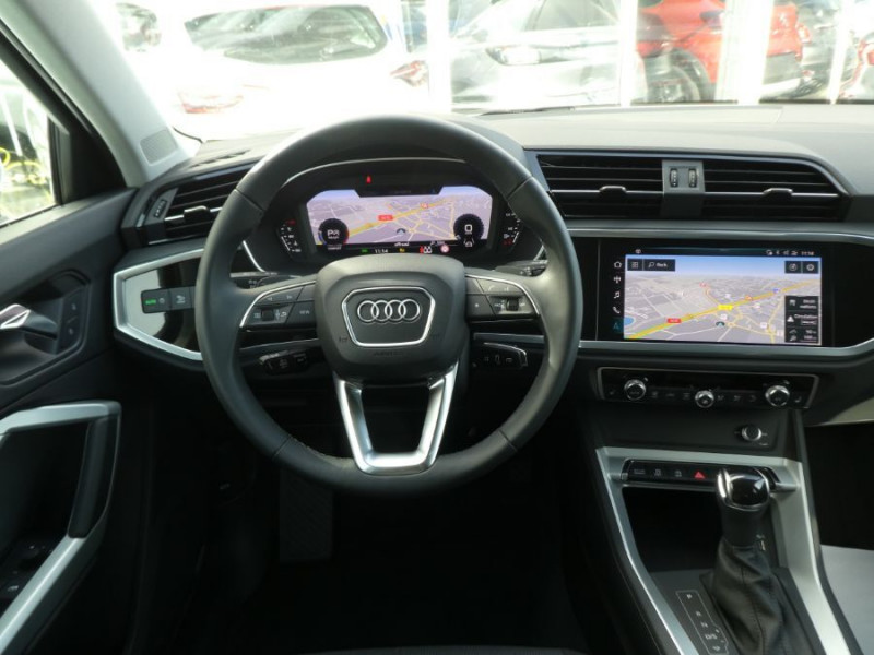 Photo 13 de l'offre de AUDI Q3 SPORTBACK 35 TDI 150 S Tronic 7 2WD GPS Cockpit LED JA18 à 42490€ chez Mérignac auto