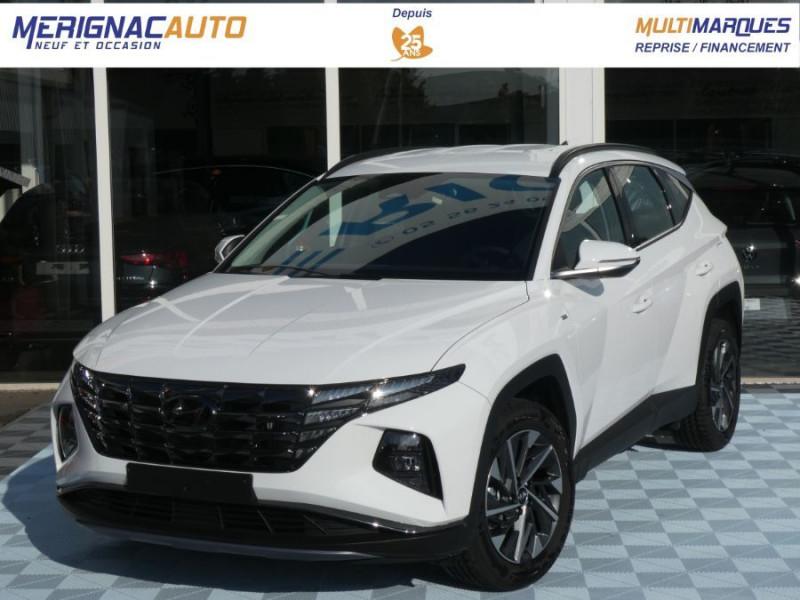 Hyundai TUCSON IV 1.6 T-GDI 150 BV6 2WD CREATIVE Export ESSENCE POLAR WHITE Neuf à vendre