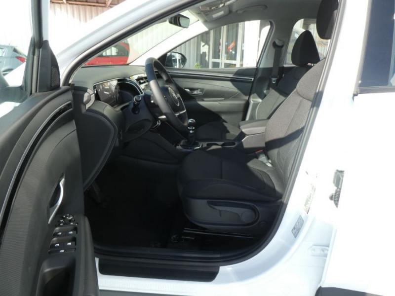 Photo 5 de l'offre de HYUNDAI TUCSON IV 1.6 T-GDI 150 BV6 2WD CREATIVE Export à 28990€ chez Mérignac auto