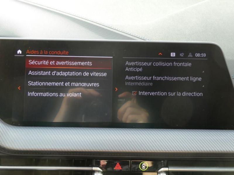 Photo 13 de l'offre de BMW SERIE 1 (F40) 118DA 150 BVA8 M SPORT Cockpit GPS Pro. Privacy Glass Gtie 02/24 à 33790€ chez Mérignac auto