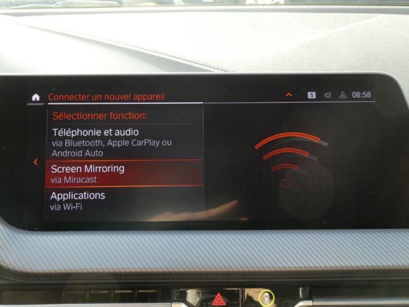Photo 15 de l'offre de BMW SERIE 1 (F40) 118DA 150 BVA8 M SPORT Cockpit GPS Pro. Privacy Glass Gtie 02/24 à 33790€ chez Mérignac auto