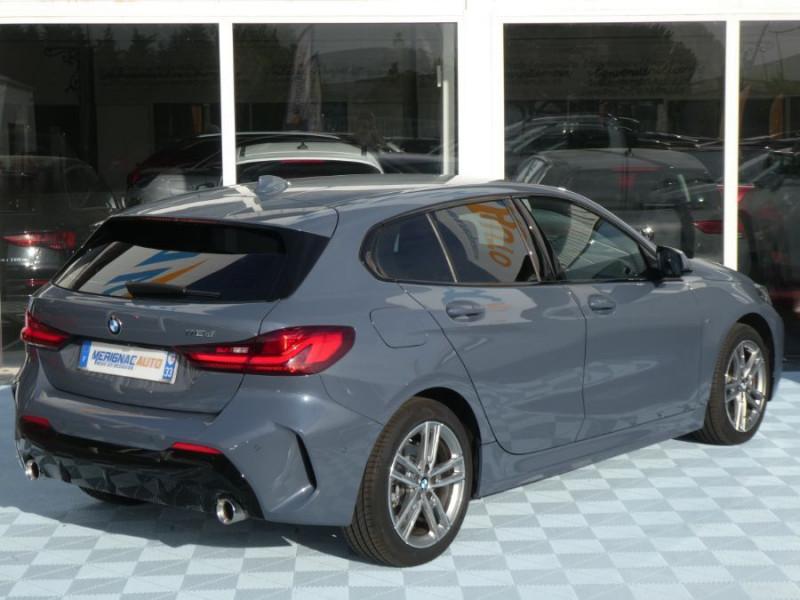Photo 3 de l'offre de BMW SERIE 1 (F40) 118DA 150 BVA8 M SPORT Cockpit GPS Pro. Privacy Glass Gtie 02/24 à 33790€ chez Mérignac auto