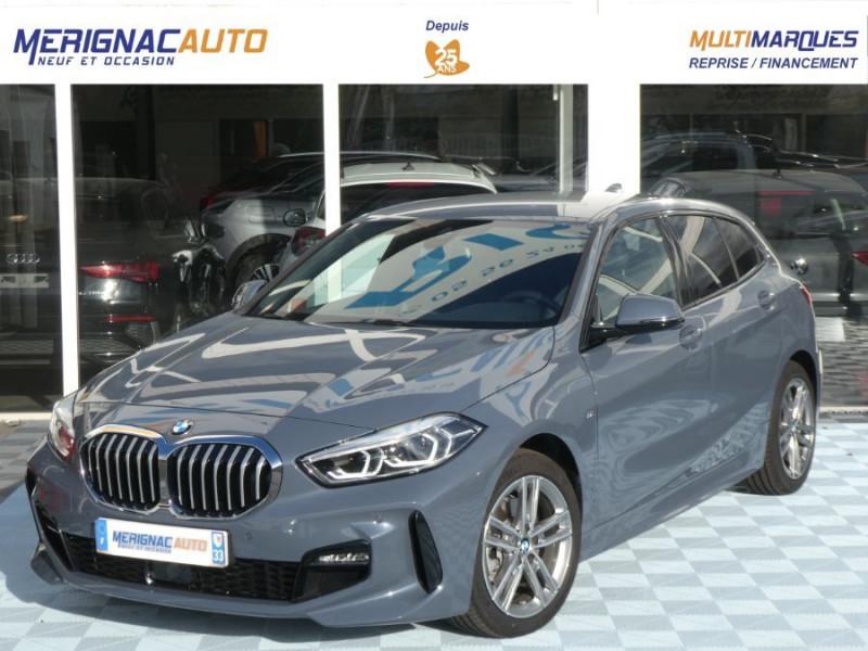 Photo 1 de l'offre de BMW SERIE 1 (F40) 118DA 150 BVA8 M SPORT Cockpit GPS Pro. Privacy Glass Gtie 02/24 à 33790€ chez Mérignac auto