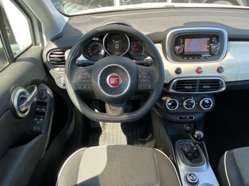 Photo 11 de l'offre de FIAT 500 X 1.6 MULTIJET 120 BV6 POPSTAR GPS 1ère Main à 15450€ chez Mérignac auto