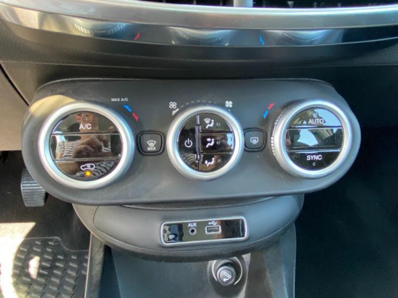 Photo 17 de l'offre de FIAT 500 X 1.6 MULTIJET 120 BV6 POPSTAR GPS 1ère Main à 15450€ chez Mérignac auto