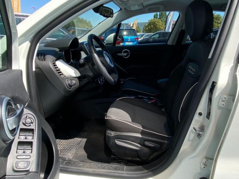 Photo 5 de l'offre de FIAT 500 X 1.6 MULTIJET 120 BV6 POPSTAR GPS 1ère Main à 15450€ chez Mérignac auto