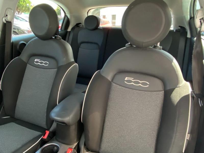 Photo 10 de l'offre de FIAT 500 X 1.6 MULTIJET 120 BV6 POPSTAR GPS 1ère Main à 15450€ chez Mérignac auto