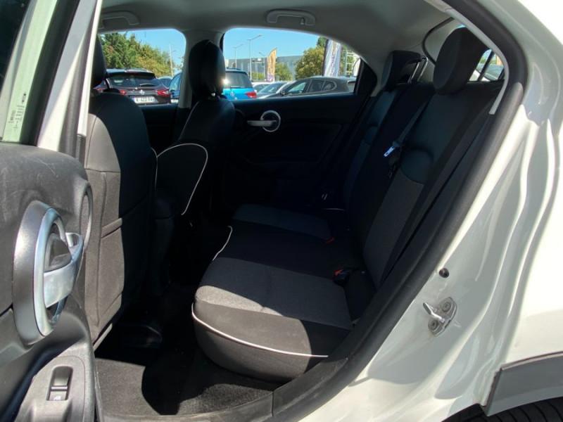 Photo 7 de l'offre de FIAT 500 X 1.6 MULTIJET 120 BV6 POPSTAR GPS 1ère Main à 15450€ chez Mérignac auto