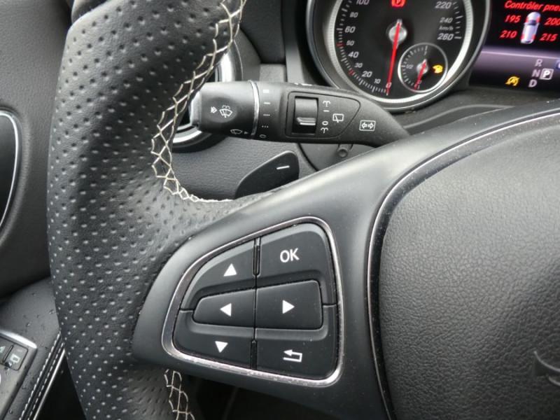 Photo 14 de l'offre de MERCEDES-BENZ CLA SHOOTING BRAKE (2) 200 D 7G-DCT URBAN GPS Camera JA17 Hayon él. à 26990€ chez Mérignac auto