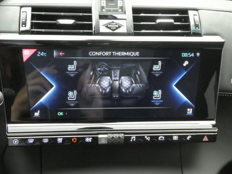 Photo 20 de l'offre de DS DS7 CROSSBACK 1.6 E-TENSE 300 BVA 4X4 GRAND CHIC CUIR Opera TOIT Pano à 47900€ chez Mérignac auto