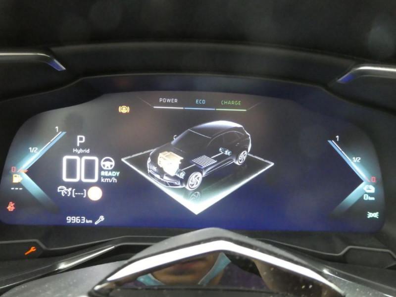 Photo 17 de l'offre de DS DS7 CROSSBACK 1.6 E-TENSE 300 BVA 4X4 GRAND CHIC CUIR Opera TOIT Pano à 47900€ chez Mérignac auto