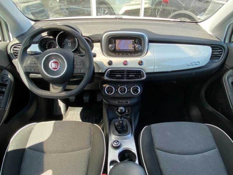 Photo 6 de l'offre de FIAT 500 X 1.6 MULTIJET 120 BV6 POPSTAR GPS 1ère Main à 15450€ chez Mérignac auto