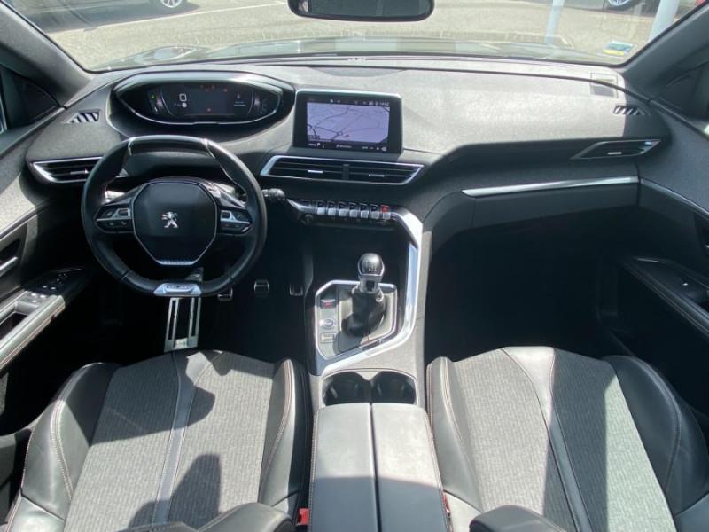 Photo 6 de l'offre de PEUGEOT 3008 1.5 BlueHDi 130 BV6 GT LINE à 23950€ chez Mérignac auto