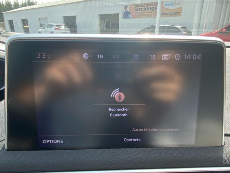 Photo 20 de l'offre de PEUGEOT 3008 1.5 BlueHDi 130 BV6 GT LINE à 23950€ chez Mérignac auto