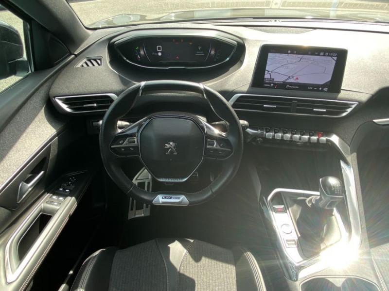 Photo 11 de l'offre de PEUGEOT 3008 1.5 BlueHDi 130 BV6 GT LINE à 23950€ chez Mérignac auto