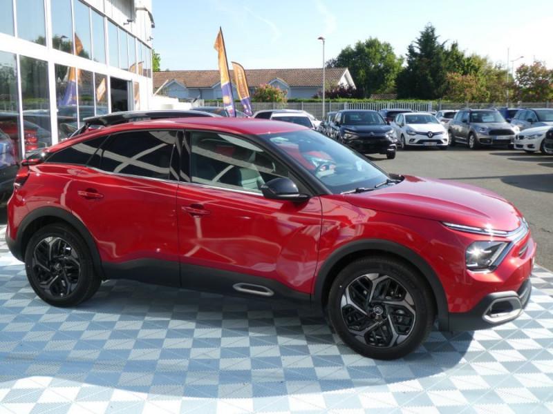 Photo 2 de l'offre de CITROEN C4 BlueHDi 130 EAT8 SHINE HIGHWAY Assist Induction à 27480€ chez Mérignac auto