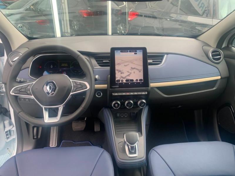 Photo 5 de l'offre de RENAULT ZOE R135 EXCEPTION CUIR GPS Achat Intégral à 22950€ chez Mérignac auto