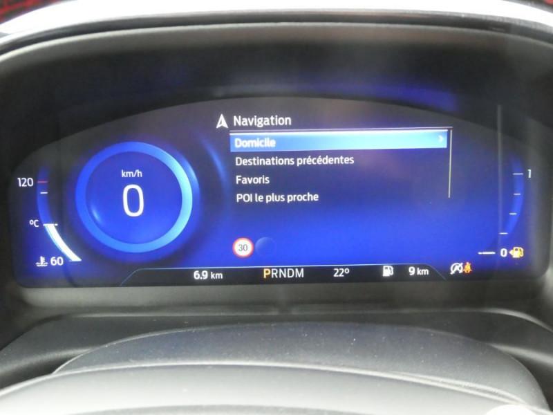 Photo 14 de l'offre de FORD PUMA 1.0 EcoBoost 125 DCT7 HYBRID MHEV ST LINE (8 Options) Gtie 07/26 à 24890€ chez Mérignac auto