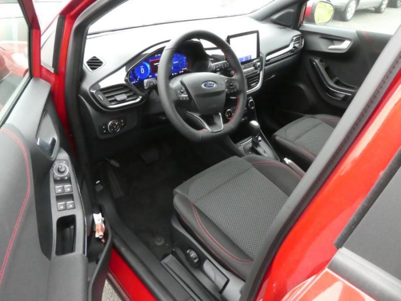 Photo 9 de l'offre de FORD PUMA 1.0 EcoBoost 125 DCT7 HYBRID MHEV ST LINE (8 Options) Gtie 07/26 à 24890€ chez Mérignac auto