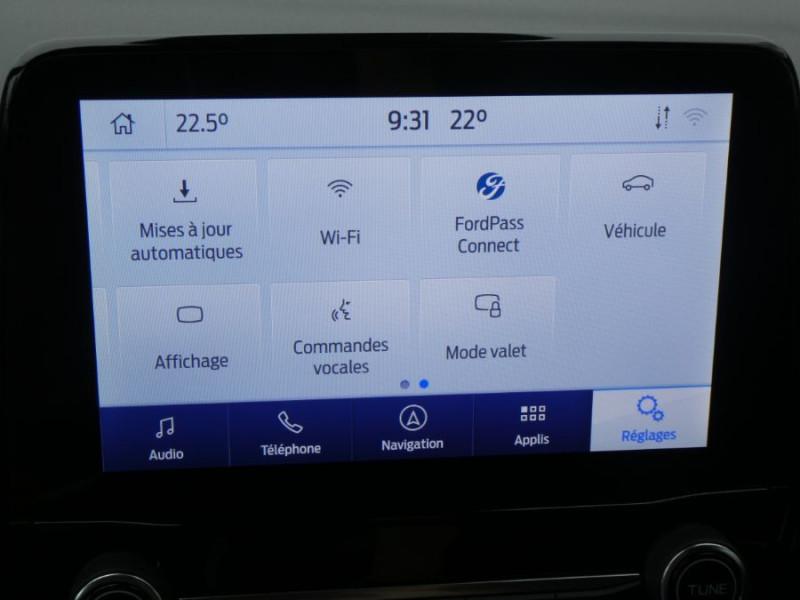 Photo 18 de l'offre de FORD PUMA 1.0 EcoBoost 125 DCT7 HYBRID MHEV ST LINE (8 Options) Gtie 07/26 à 24890€ chez Mérignac auto