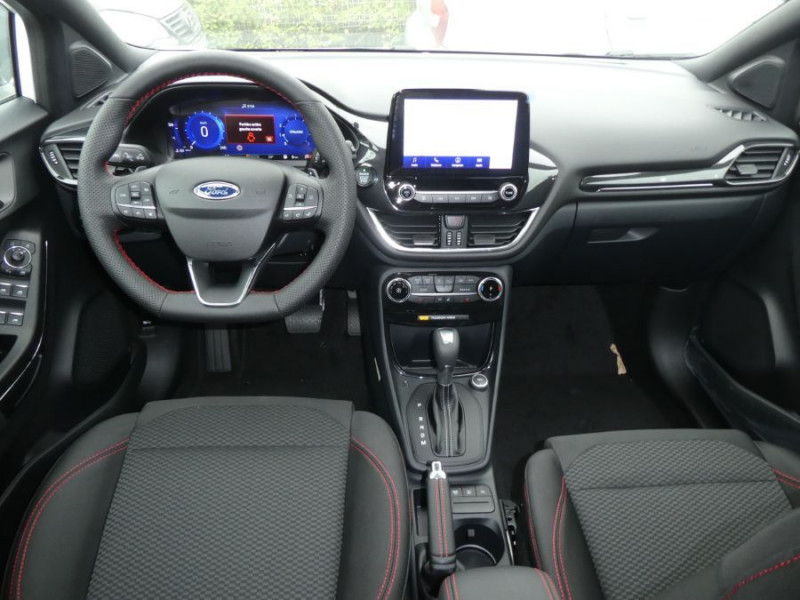 Photo 6 de l'offre de FORD PUMA 1.0 EcoBoost 125 DCT7 HYBRID MHEV ST LINE (8 Options) Gtie 07/26 à 24890€ chez Mérignac auto