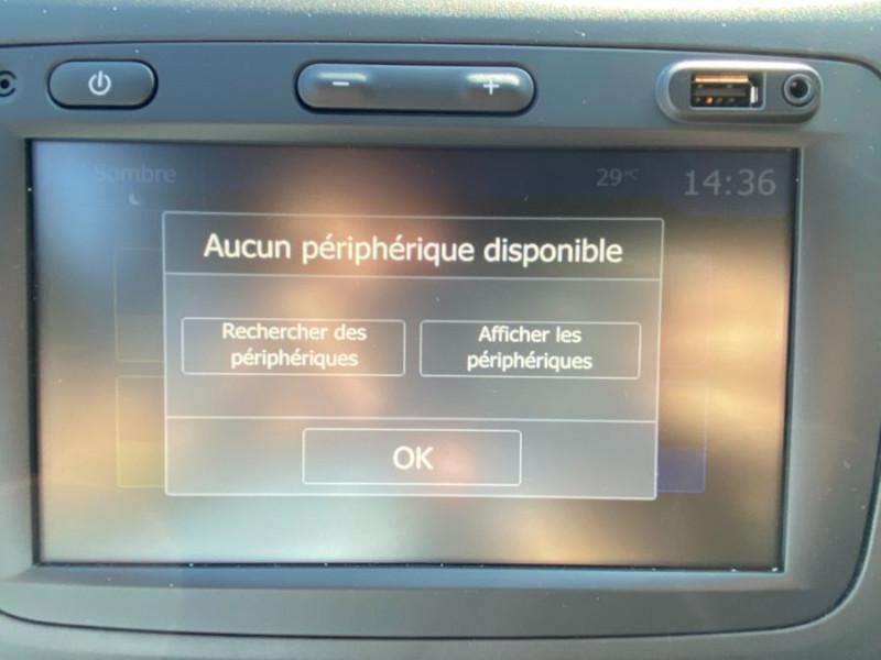 Photo 14 de l'offre de DACIA DUSTER 1.5 BlueDCi 115 BV6 4X4 PRESTIGE Camera SC (6 Options) à 21980€ chez Mérignac auto