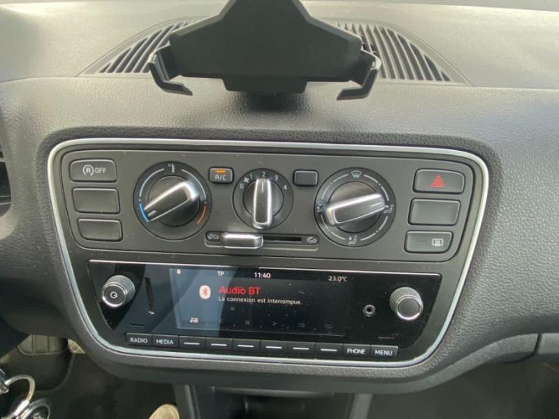 Photo 11 de l'offre de SKODA CITIGO 1.0 MPI 60cv EDITION CLIM Bluetooth JA 5P à 9490€ chez Mérignac auto