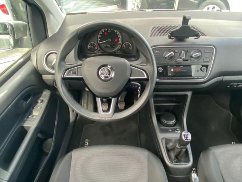 Photo 10 de l'offre de SKODA CITIGO 1.0 MPI 60cv EDITION CLIM Bluetooth JA 5P à 9490€ chez Mérignac auto